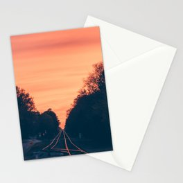 Sky after the storm Stationery Cards