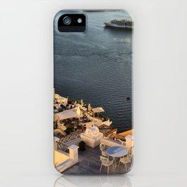 Santorini 20 iPhone Case