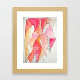 Narr Framed Art Print