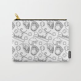 Baseball!!! Carry-All Pouch