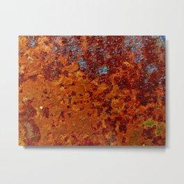 Urban Textures Metal Print