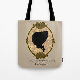 A Captain's Promise Tote Bag