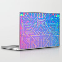 tron Laptop & iPad Skins featuring Tron-ish by Roberlan Borges