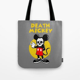 death mickey Tote Bag
