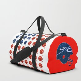 American Football Flag Duffle Bag