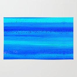 Blue Sky Blue Waters Rug