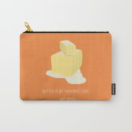 Andy Loves Butter Carry-All Pouch