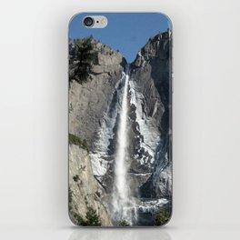 Bridalveil Fall at Yosemite National Park iPhone Skin