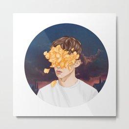 Troye Sivan: Blue Neighbourhood Metal Print