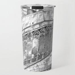 Chartres Cathedral Travel Mug