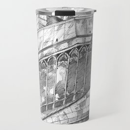 Chartres Cathedral Travel Mug