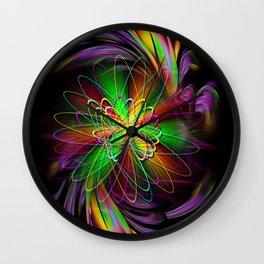 Abstract Perfektion 78 Wall Clock
