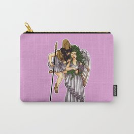 Athena and Medusa Carry-All Pouch
