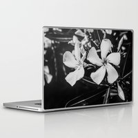 shining Laptop & iPad Skins featuring Shining Moon by Loredana