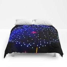 Cellular Firework Comforters