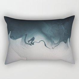 Glitch 15 Rectangular Pillow