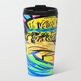 Angel surfer Travel Mug
