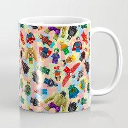 Heroes and Villains Coffee Mug