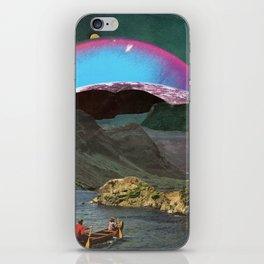 Canoes iPhone Skin