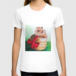 Chrisms Gift For A Squirrel T-shirt