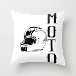 Freedom Bucket Throw Pillow