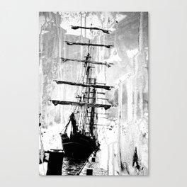 POLAR STAR Canvas Print