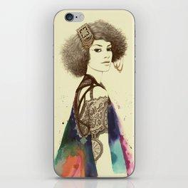 Nebula II iPhone Skin
