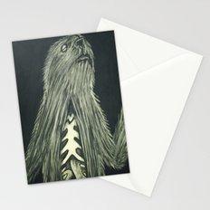Christ Pose Vivisect Stationery Cards