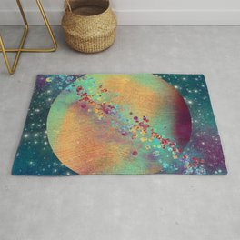 Color Planet Rug