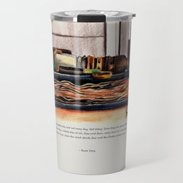 Every Song Ends Travel Mug