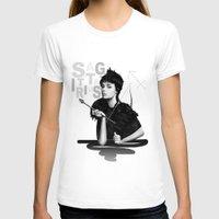 sagittarius T-shirts featuring Sagittarius by BeckiBoos