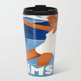 Vintage poster - Switzerland Travel Mug