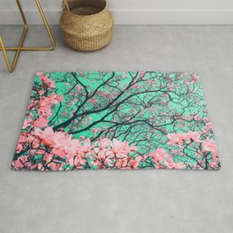 The tree from another dimension Rug