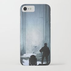 The Empire Strikes Back (1980) Movie Poster iPhone 7 Slim Case