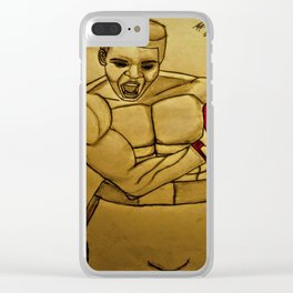 Ali by Double R Clear iPhone Case