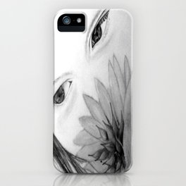 Beautiful Girl iPhone Case