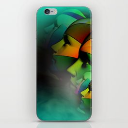 What do they see -1- iPhone Skin