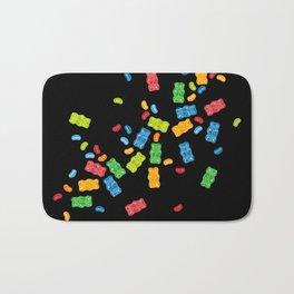 Jelly Beans & Gummy Bears Explosion Bath Mat