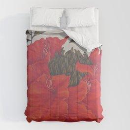 Spathodea Campanulata Comforters