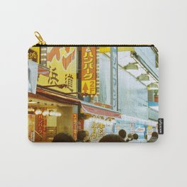 Akihabara Tokyo Street Carry-All Pouch