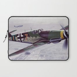 Bf 109 Laptop Sleeve