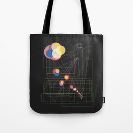 Out of the Tiles Tote Bag