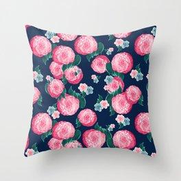 Spring Floral Dream #1 #decor #art #society6 Throw Pillow