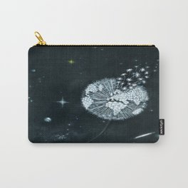 Blowing in Space Carry-All Pouch