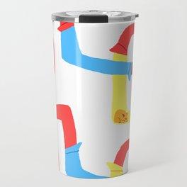 Hamster tube fun time Travel Mug