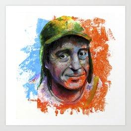 El Chavo del 8 Art Print