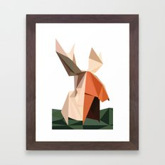 MOOSEE!! Framed Art Print