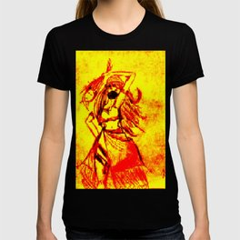 "Women with no faces--series ""Ninja"" T-shirt"