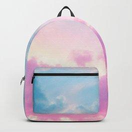 Unicorn Pastel Clouds #3 #decor #art #society6 Backpack