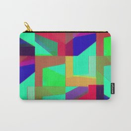 Colorful Truth. Green. Carry-All Pouch